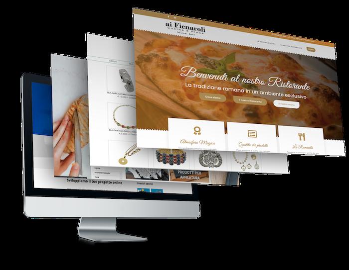 sito web ristoranti